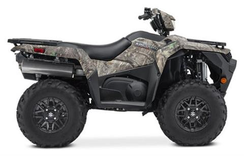 2021 Suzuki KingQuad 500AXi Power Steering SE Camo in Iowa City, Iowa