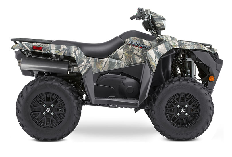 2020 Suzuki KingQuad 500AXi Power Steering SE Camo in Madera, California
