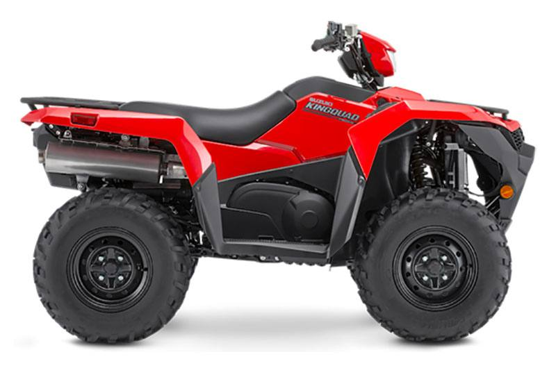 2021 Suzuki KingQuad 750AXi in Battle Creek, Michigan - Photo 1