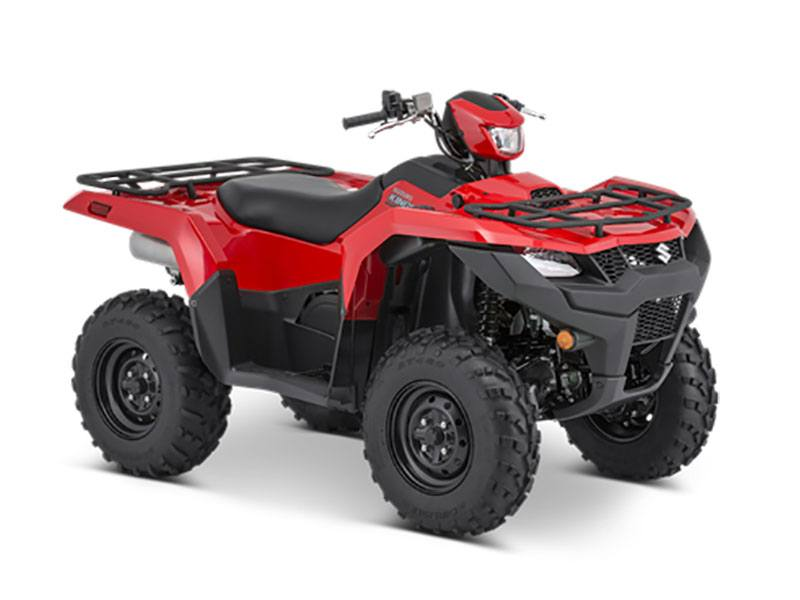 2021 Suzuki KingQuad 750AXi in Jamestown, New York