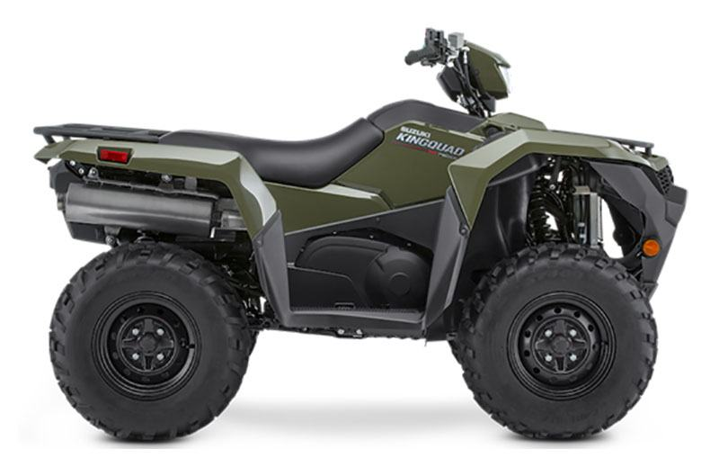 2021 Suzuki KingQuad 750AXi in Merced, California - Photo 1