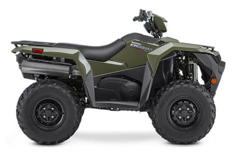 2021 Suzuki KingQuad 750AXi in Concord, New Hampshire
