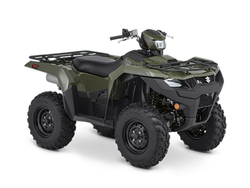 2021 Suzuki KingQuad 750AXi in San Jose, California - Photo 2