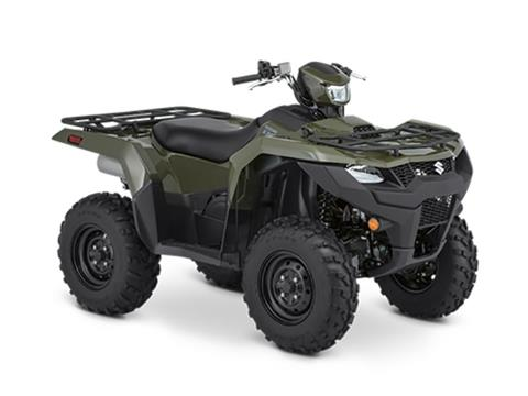 2021 Suzuki KingQuad 750AXi in Merced, California - Photo 2