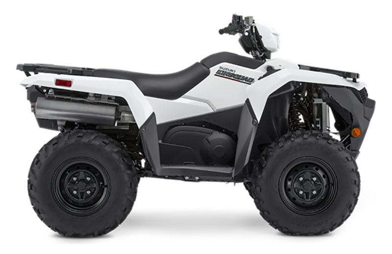 2021 Suzuki KingQuad 750AXi Power Steering in Iowa City, Iowa - Photo 1