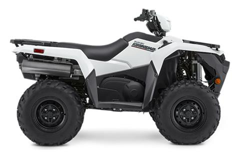 2021 Suzuki KingQuad 750AXi Power Steering in Concord, New Hampshire