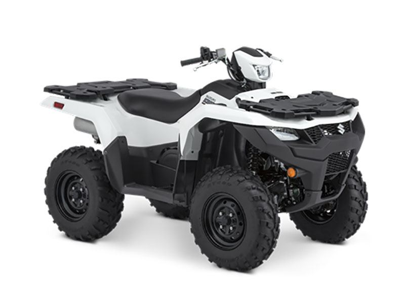 2021 Suzuki KingQuad 750AXi Power Steering in Coloma, Michigan - Photo 2