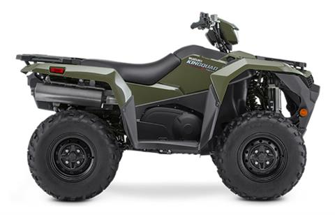2021 Suzuki KingQuad 750AXi Power Steering in Oak Creek, Wisconsin
