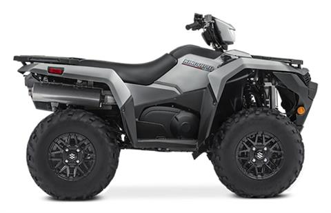 2021 Suzuki KingQuad 750AXi Power Steering SE+ in Scottsbluff, Nebraska
