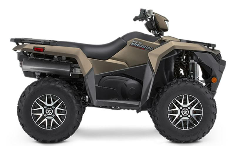 2021 Suzuki KingQuad 750AXi Power Steering SE+ in Albemarle, North Carolina