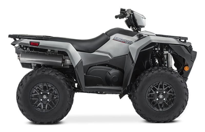 2021 Suzuki KingQuad 750AXi Power Steering SE+ in Gonzales, Louisiana