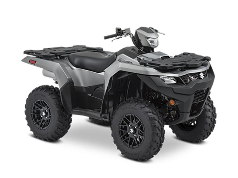 2021 Suzuki KingQuad 750AXi Power Steering SE+ in Madera, California - Photo 2