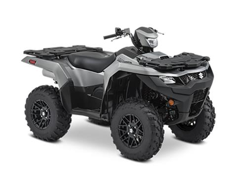 2021 Suzuki KingQuad 750AXi Power Steering SE+ in Coloma, Michigan - Photo 2