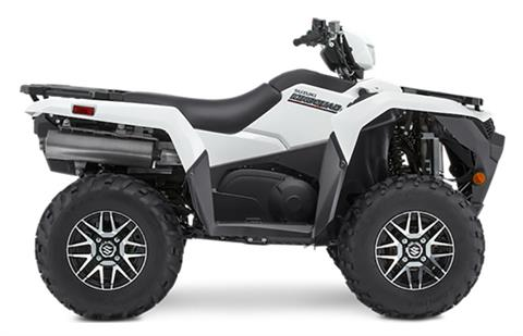 2021 Suzuki KingQuad 750AXi Power Steering SE in Battle Creek, Michigan
