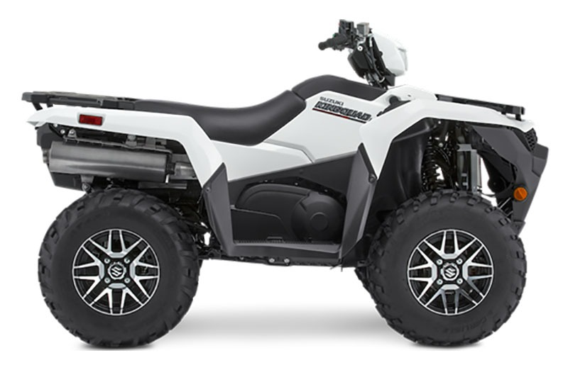 2021 Suzuki KingQuad 750AXi Power Steering SE in Van Nuys, California - Photo 1