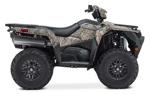 2021 Suzuki KingQuad 750AXi Power Steering SE Camo in Watseka, Illinois