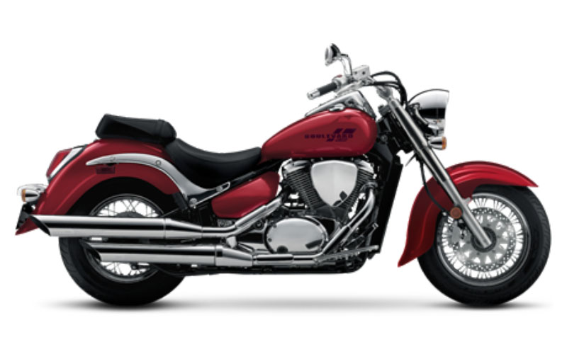 2021 Suzuki Boulevard C50 in Madera, California - Photo 1