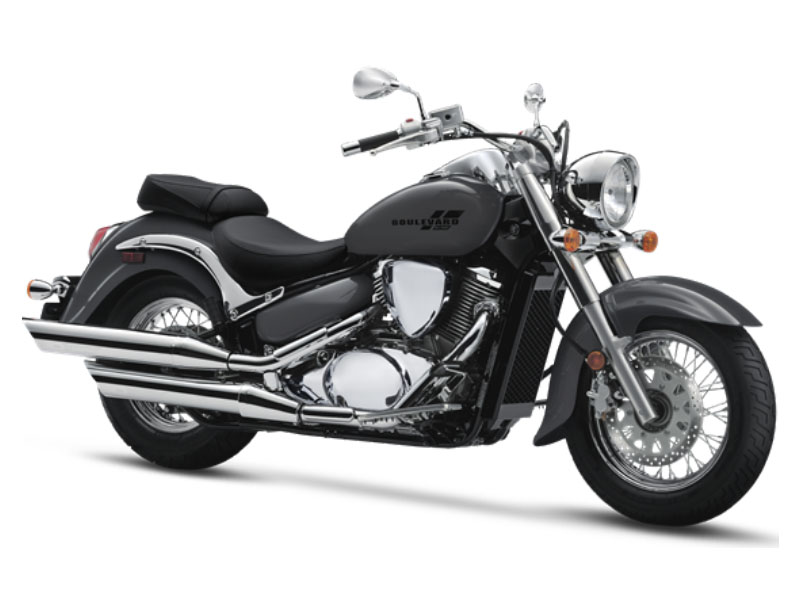 2021 Suzuki Boulevard C50 in Olean, New York - Photo 2