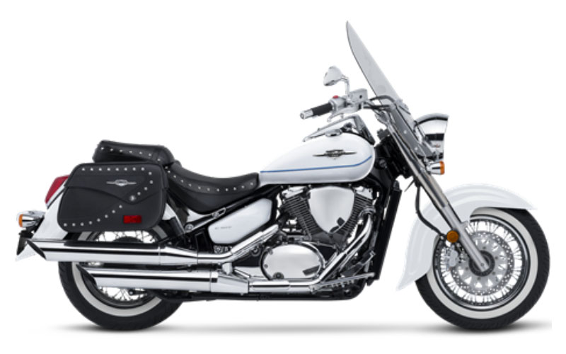 2021 Suzuki Boulevard C50T in Stuart, Florida - Photo 1