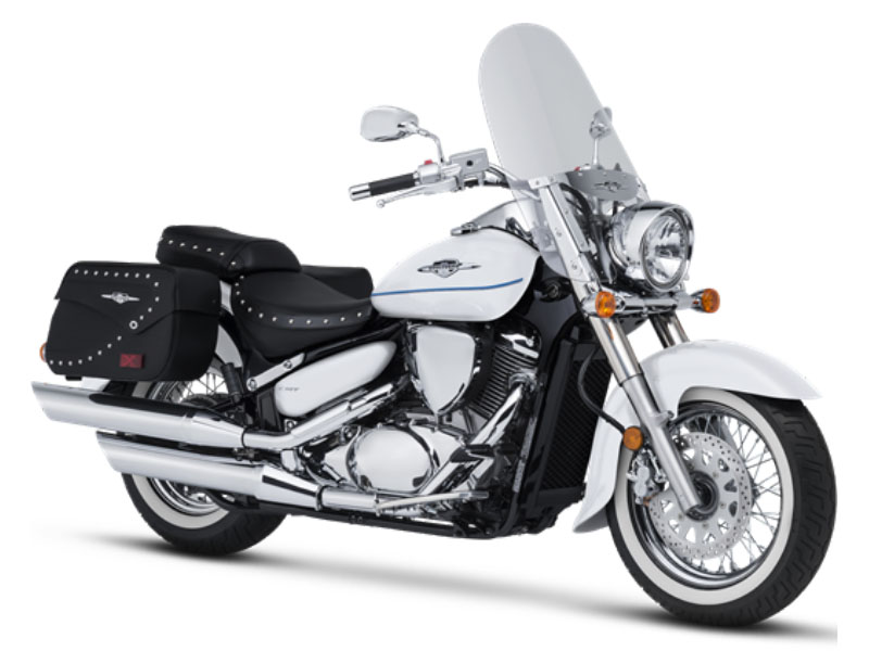 2021 Suzuki Boulevard C50T in Billings, Montana - Photo 2