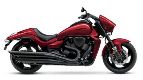 2021 Suzuki Boulevard M109R B.O.S.S. in Anchorage, Alaska