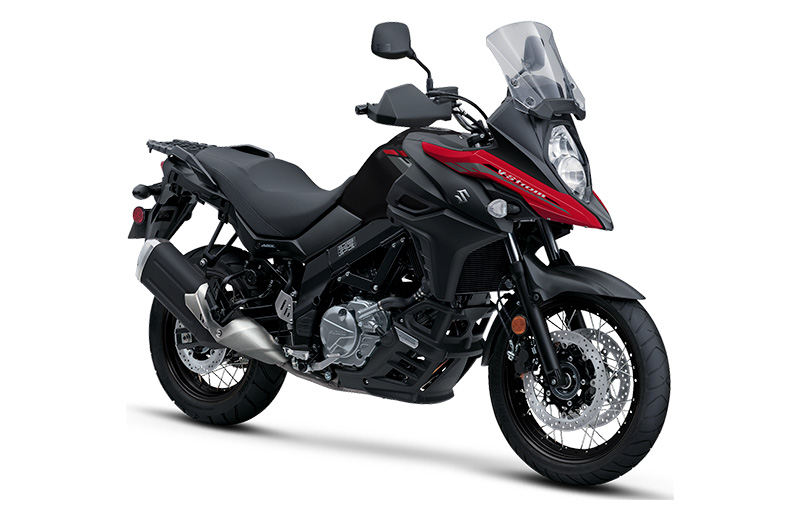 2021 Suzuki V-Strom 650XT in Spencerport, New York - Photo 2