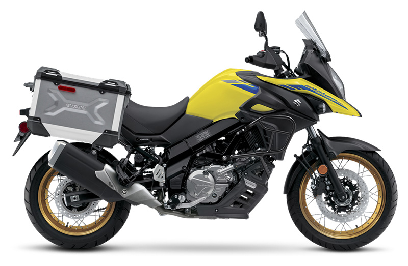 2021 Suzuki V-Strom 650XT Adventure in Belleville, Michigan - Photo 1