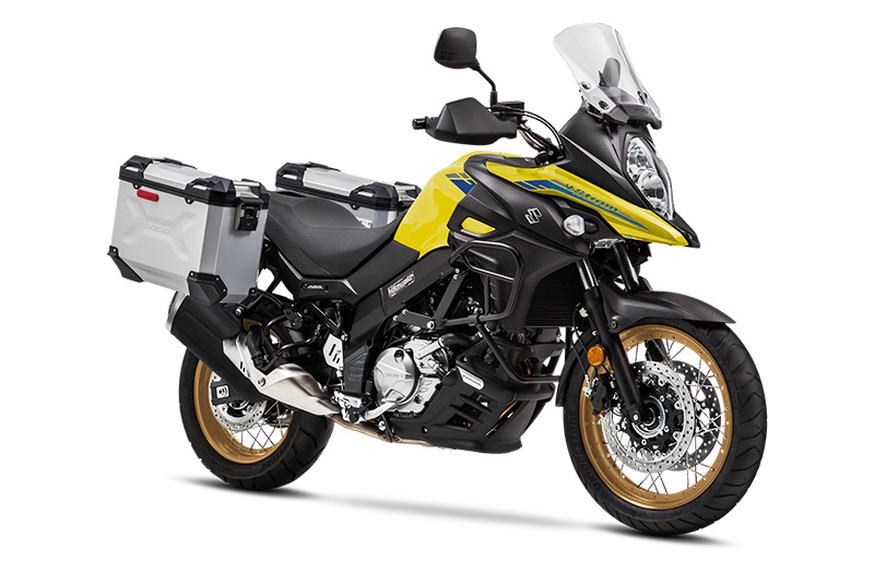 2021 Suzuki V-Strom 650XT Adventure in Visalia, California - Photo 2