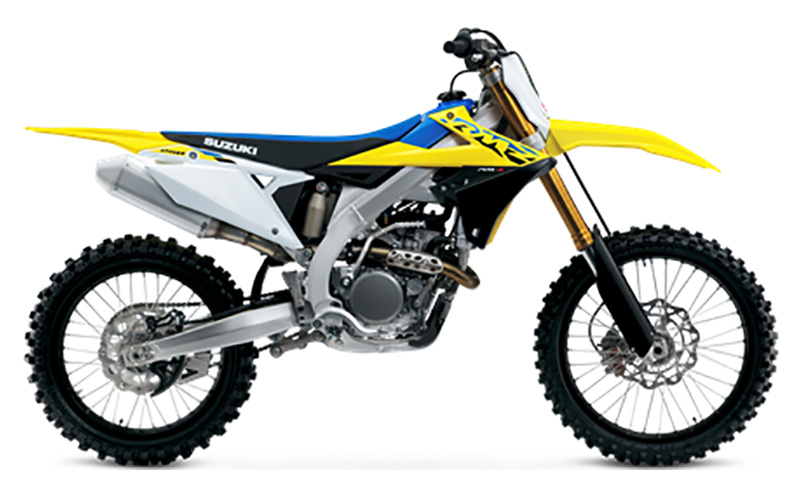 2021 Suzuki RM-Z250 in Van Nuys, California - Photo 8