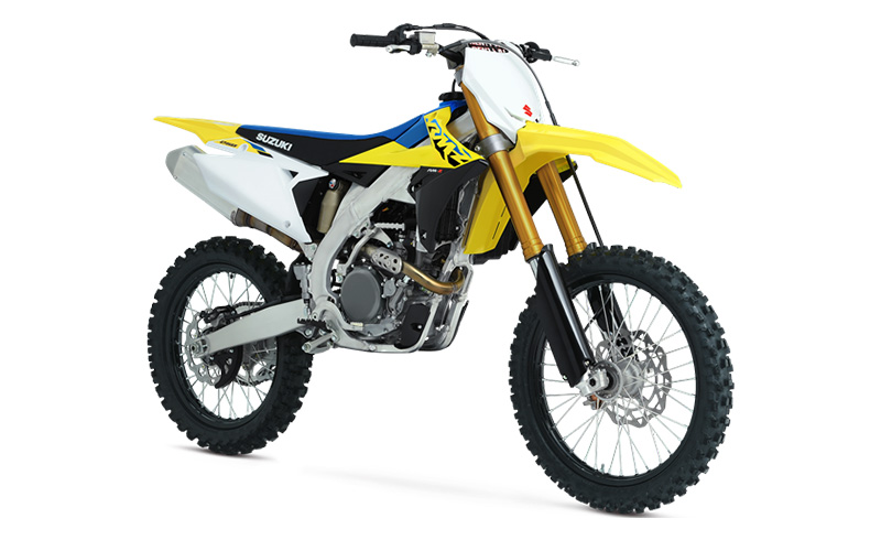 2021 Suzuki RM-Z250 in Belleville, Michigan - Photo 2