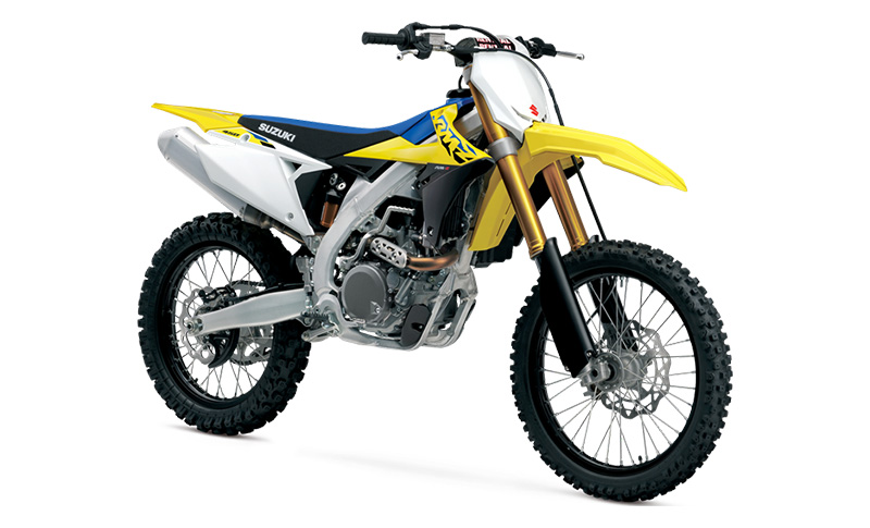 2021 Suzuki RM-Z450 in Madera, California - Photo 2