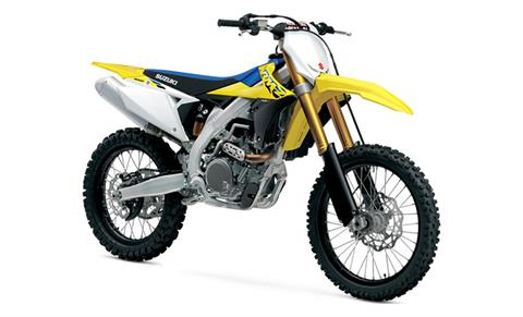 2021 Suzuki RM-Z450 in Waynesburg, Pennsylvania - Photo 2