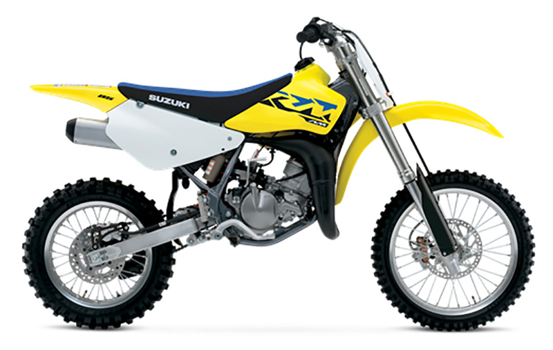 2021 Suzuki RM85 in Starkville, Mississippi - Photo 1