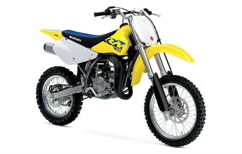 2021 Suzuki RM85 in Greenville, North Carolina - Photo 2