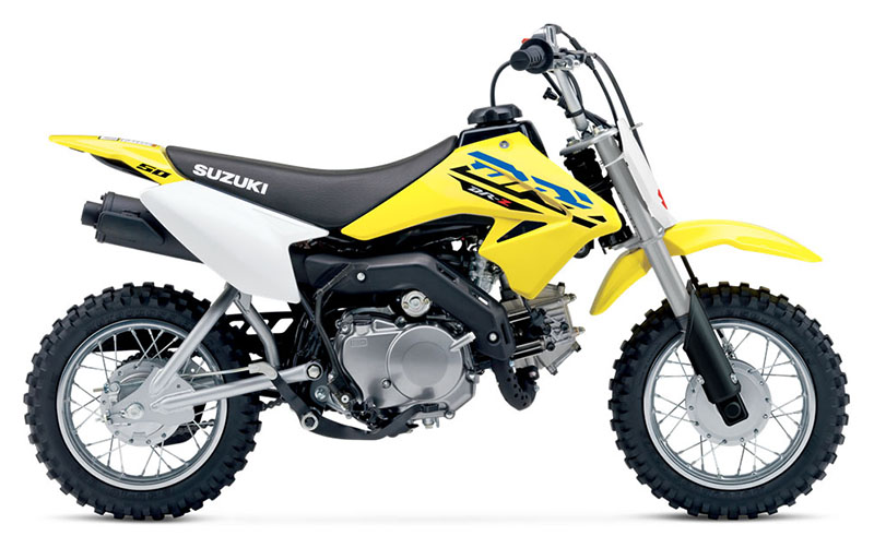 2021 Suzuki DR-Z50 in Asheville, North Carolina - Photo 1