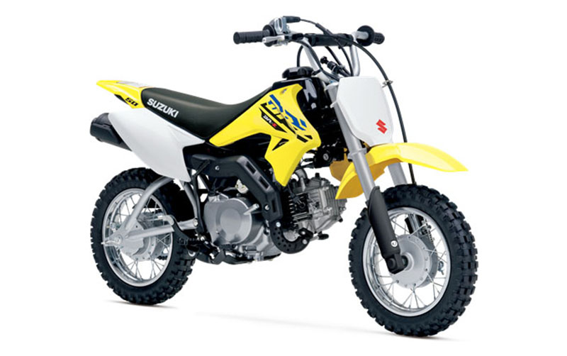 2021 Suzuki DR-Z50 in Starkville, Mississippi - Photo 2