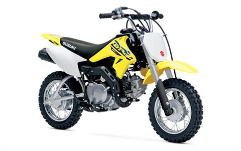 2021 Suzuki DR-Z50 in Goleta, California - Photo 2