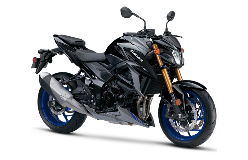2021 Suzuki GSX-S750Z in Albemarle, North Carolina - Photo 2