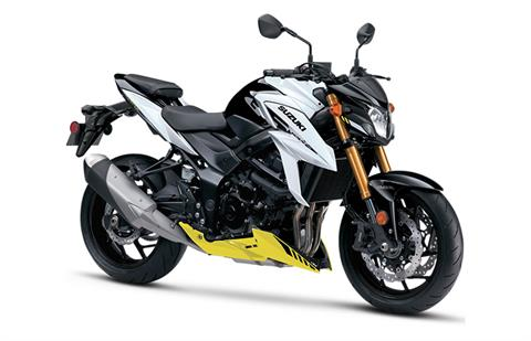 2021 Suzuki GSX-S750Z ABS in Bartonsville, Pennsylvania - Photo 2