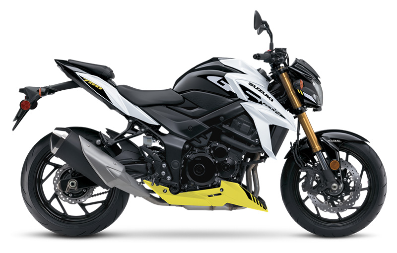 2021 Suzuki GSX-S750Z ABS in Bartonsville, Pennsylvania - Photo 1