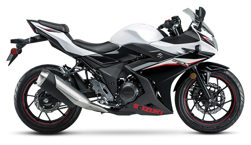 2021 Suzuki GSX250R ABS in Belleville, Michigan - Photo 1