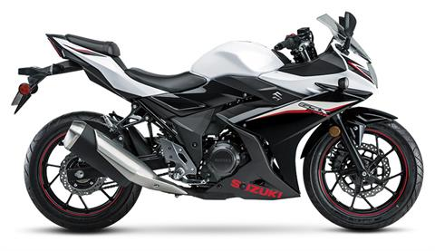 2021 Suzuki GSX250R ABS in Danbury, Connecticut