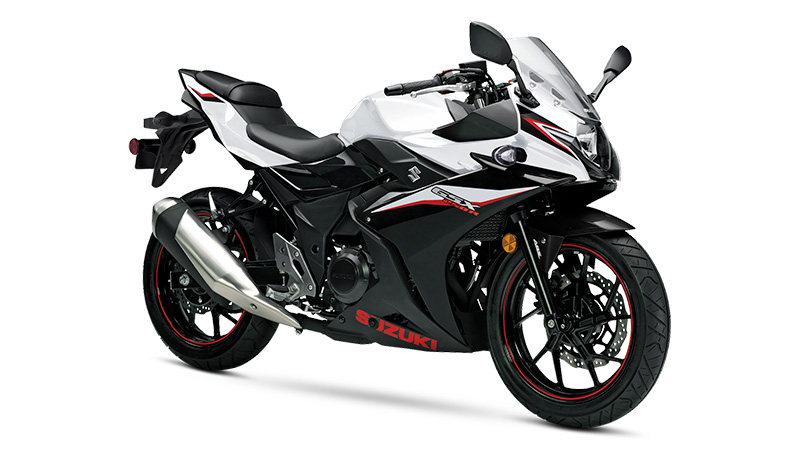 2021 Suzuki GSX250R ABS in Massillon, Ohio - Photo 2