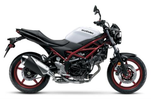 2021 Suzuki SV650 ABS in Fremont, California