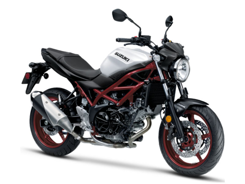 2021 Suzuki SV650 ABS in Goleta, California - Photo 2