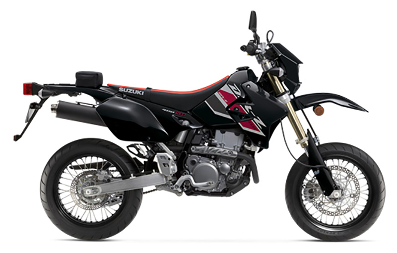 2021 Suzuki DR-Z400SM in Billings, Montana - Photo 1