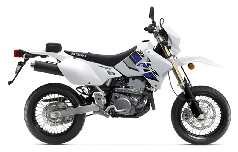 2021 Suzuki DR-Z400SM in Vallejo, California - Photo 1