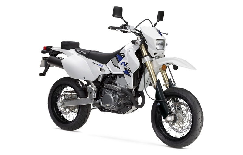 2021 Suzuki DR-Z400SM in Greenville, North Carolina - Photo 2