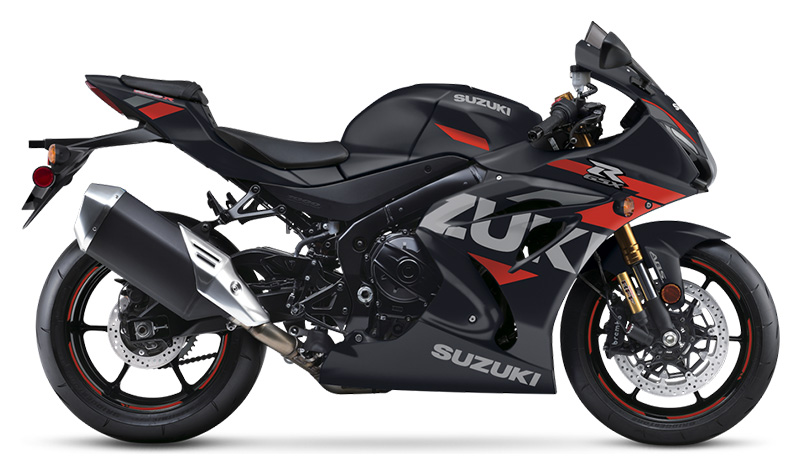 2021 Suzuki GSX-R1000R in Laurel, Maryland - Photo 1