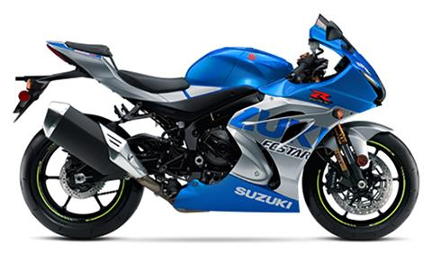 2021 Suzuki GSX-R1000R 100th Anniversary Edition in Scottsbluff, Nebraska